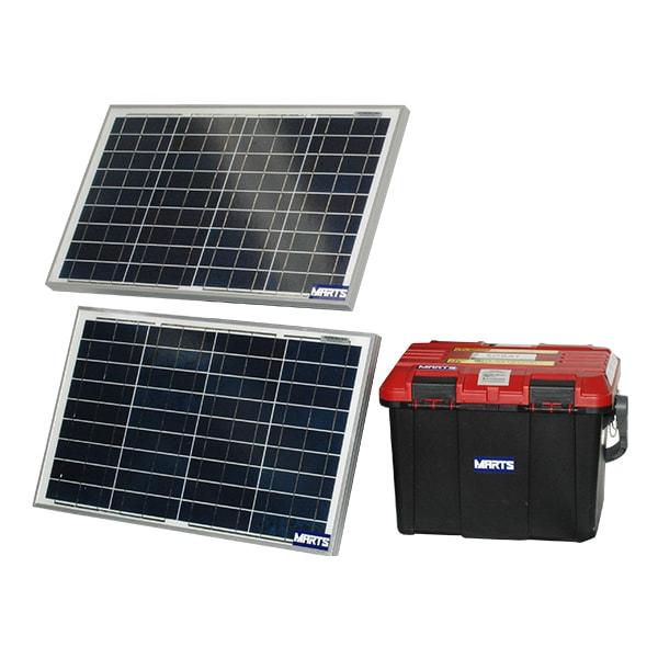 SOBAT(ポータブル太陽光発電システム)