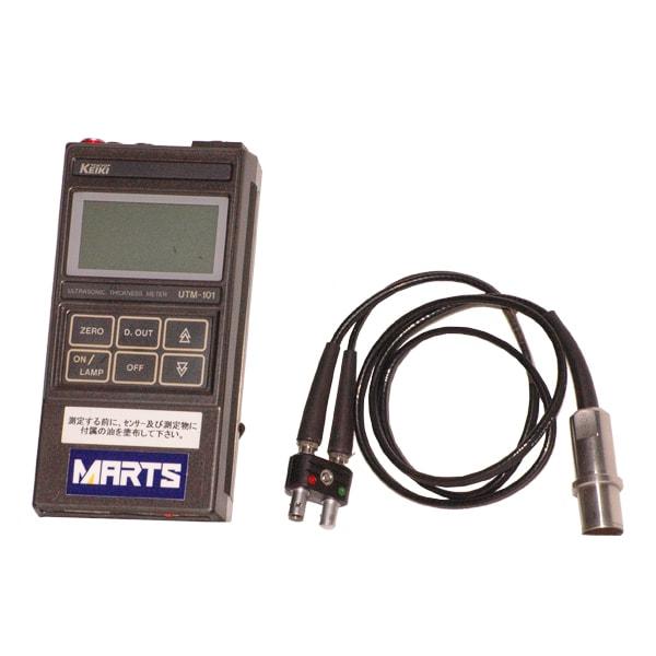 超音波厚さ計 UTM-101