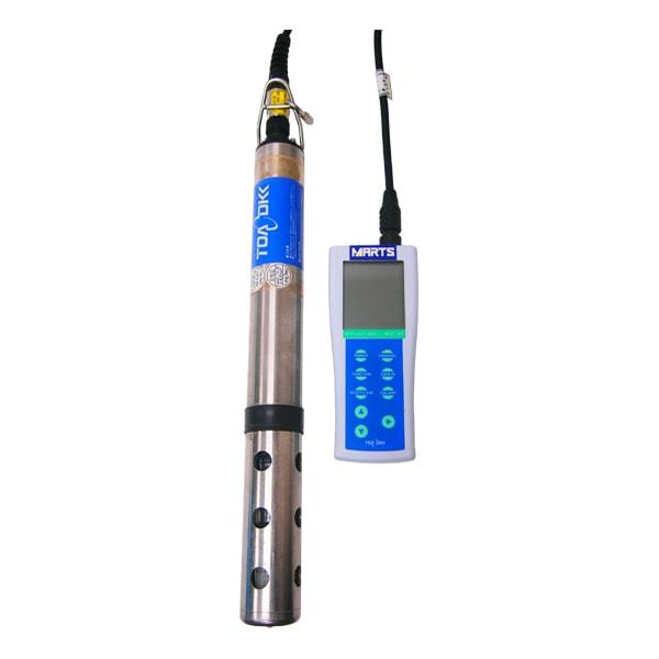 ポータブル多項目水質計 WQC-24