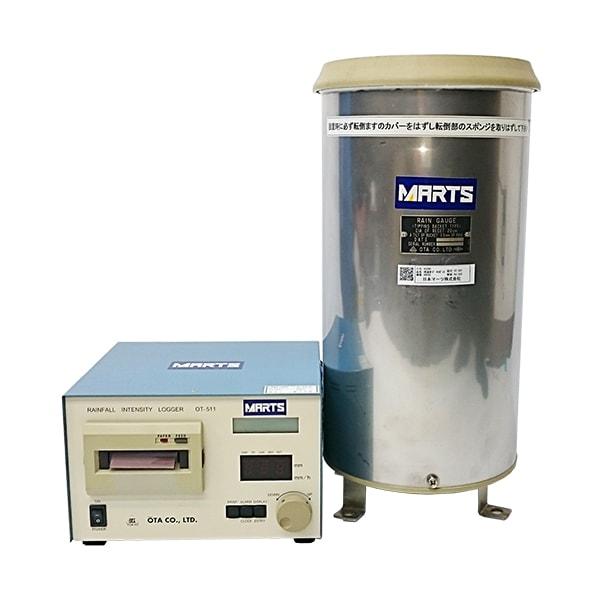 雨量計データロガーシステム OT-511
