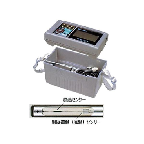 アネモマスター風速計 Model 6112